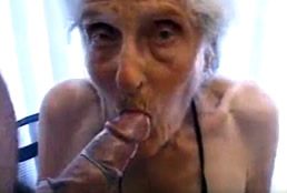 Anciana follando a los 95 años con un chaval de 30