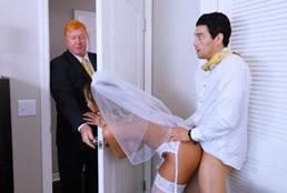 imagen Infiel a su marido el día de las bodas de plata