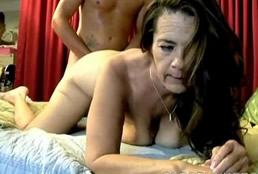 Kinky mature muy guarra duramente follada