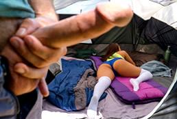 imagen Follador de madres acecha en el camping