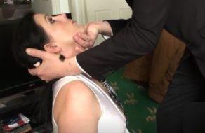 imagen Española madura abusada sexualmente y follada por el culo