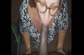 imagen Mamada con garganta profunda antes de irse a trabajar