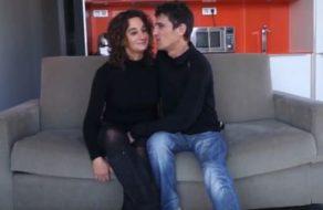 Madurita española un poco tímida prueba a grabar su primer vídeo porno