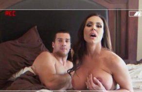 imagen Su marido la descubre en medio de una infidelidad ¡A ella no le importa y sigue follando!