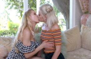 Madre lesbiana seduce a la novia de su propio hijo