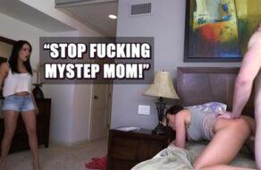 Se encuentra a su novio follándose a su madre