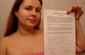 Madurita firma un contrato y se convierte en esclava sexual